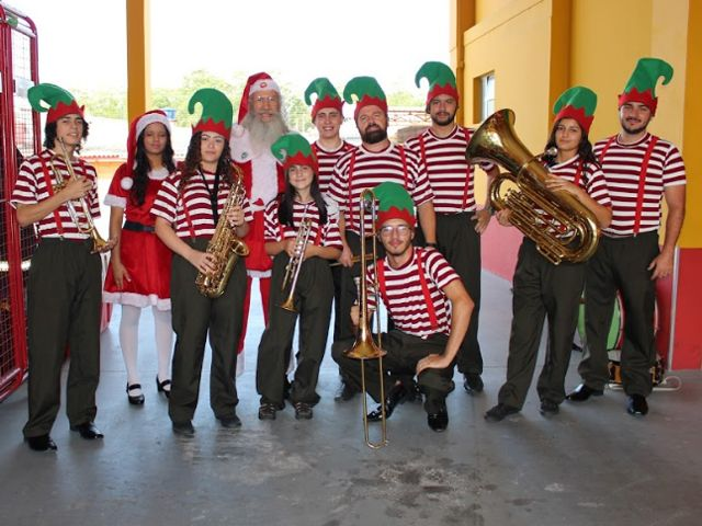 Banda do Papai Noel e Duendes