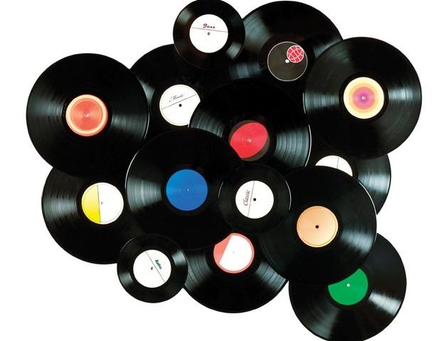 Feira disco vinil