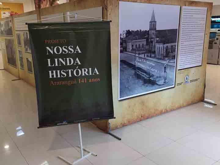 Center Shopping celebra os 141 anos de Araranguá com Exposição e estacionamento Gratuito