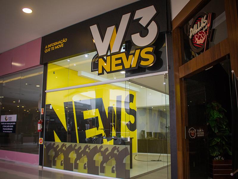W3 News estreia no Center Shopping Araranguá na próxima sexta-feira, 09